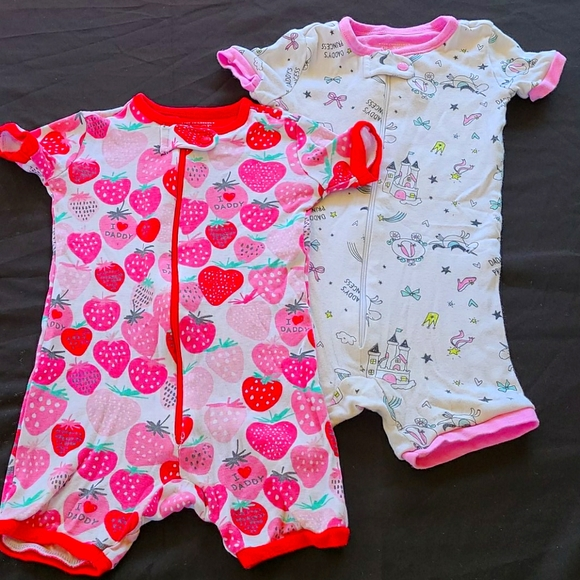 12-18 month girls pj's